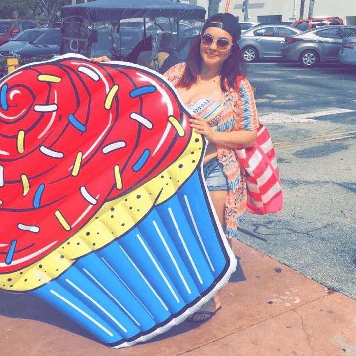 cupcake float4