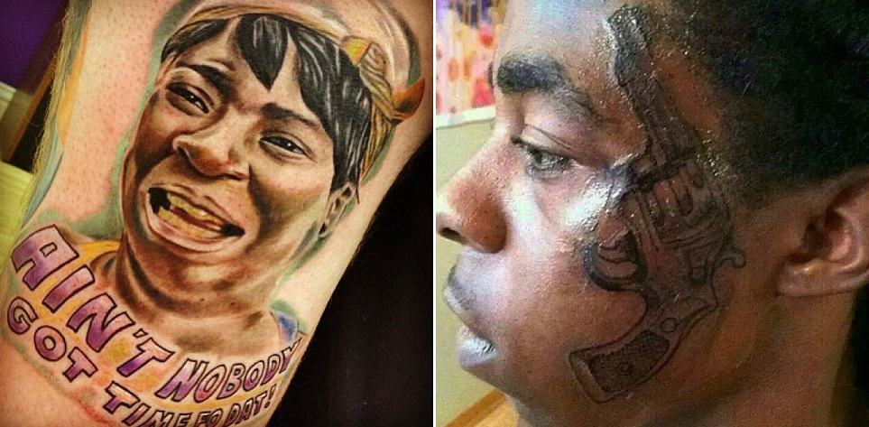 13 dumb tattoos that these people will no doubt regret for How soon can you get a tattoo removed