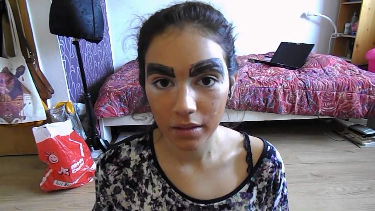 extreme makeup fails - 1280×720