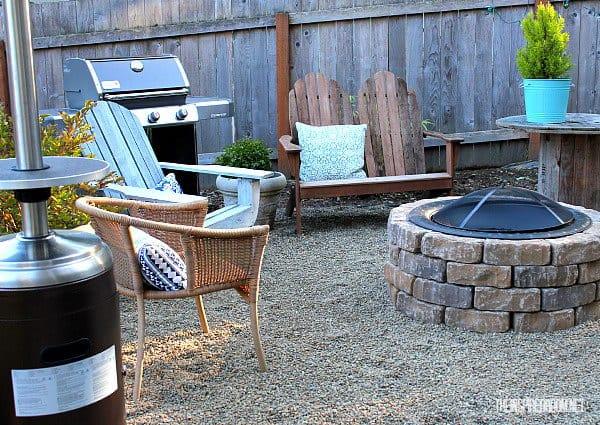 35 diy fire pit ideas perfect for your backyard - Barbecue exterieur a faire soi meme ...