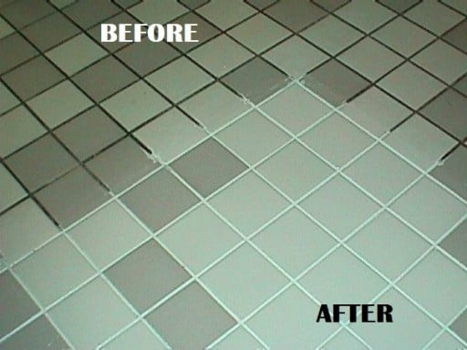 grout work2