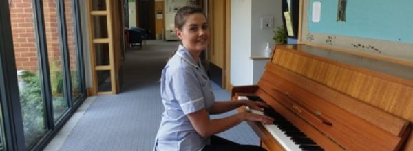 Nurse Caught On Camera Singing Adele For Dying Patients
