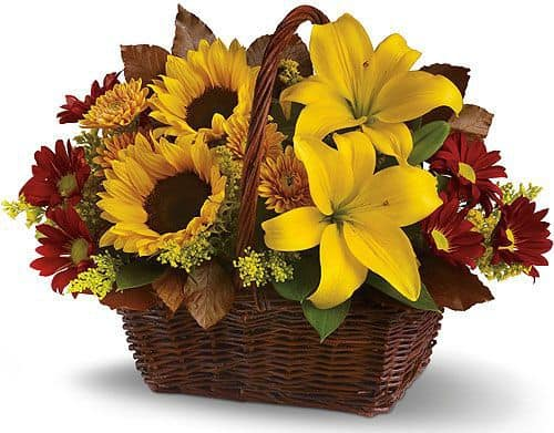 fall-flower-basket