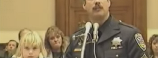 Police Officer Tells Heartbreaking Story While Claiming Government Is Hiding The Cure For Cancer