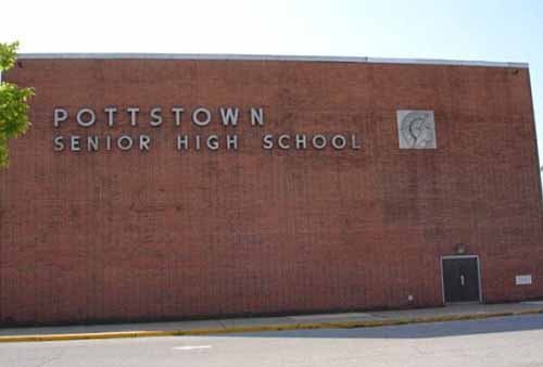 Pottstown Senior High School
