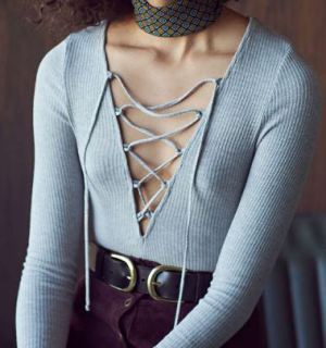 gray-lace-up-top