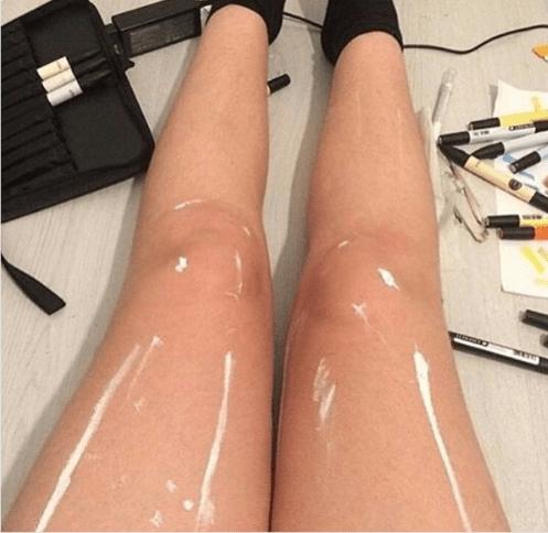 shiny-legs