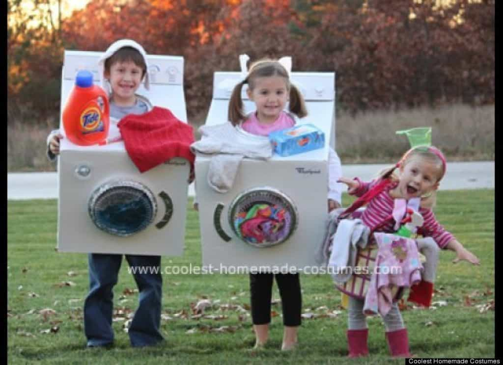 19 Cheap and Easy DIY Group Costumes for Halloween ...