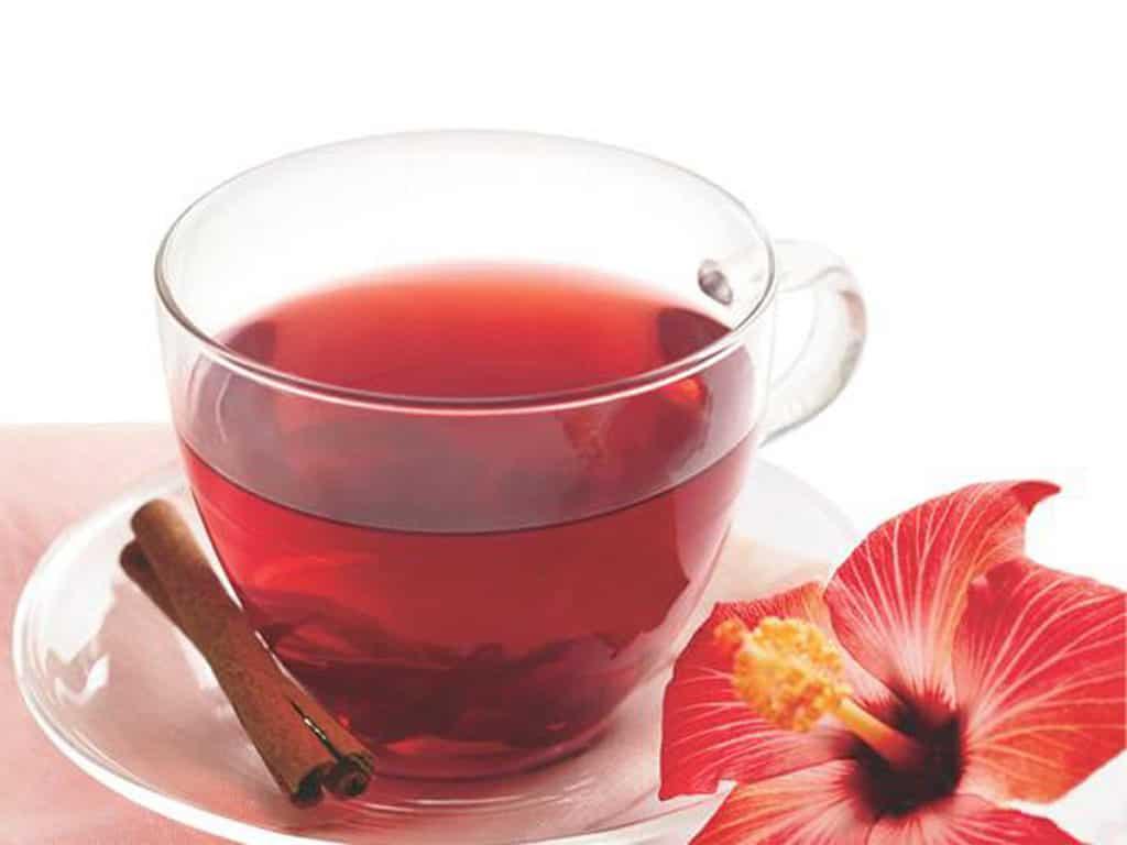 Chinese herbal insomnia tea - Hibiscus Tea
