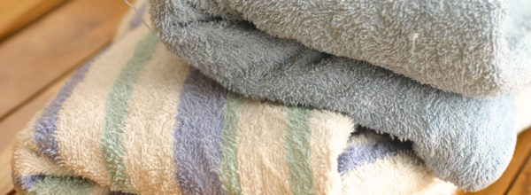 How To Make Your Old Towels Feel Like New Again!