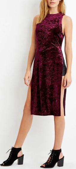 wine-red-velvet-dress