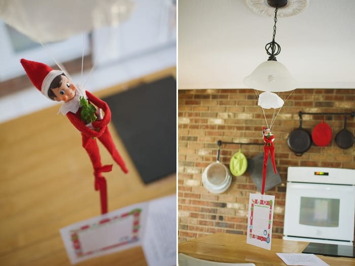 30 Creative And Fun Elf On The Shelf Ideas • AwesomeJelly.com