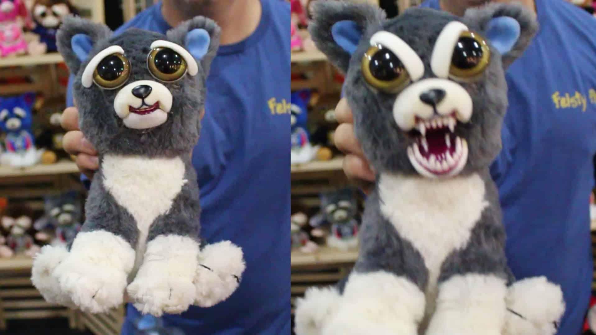 Crazy Cat Stuffed Animals