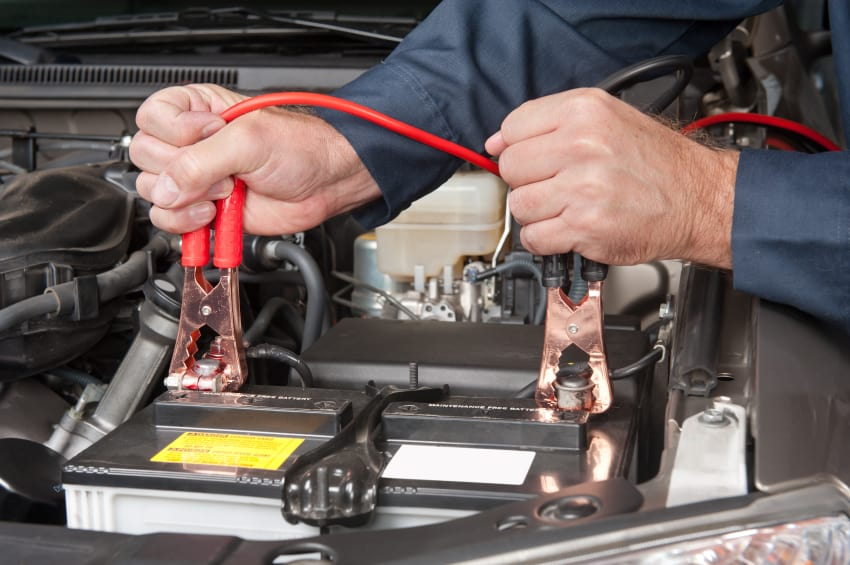 Correct Way Hook Up Jumper Cables