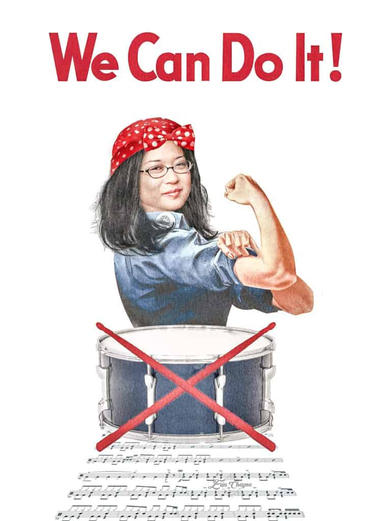 lane-kim-gilmore-girls-we-can-do-it-rosie-the-riveter-erin-cheyne-art-poster-print