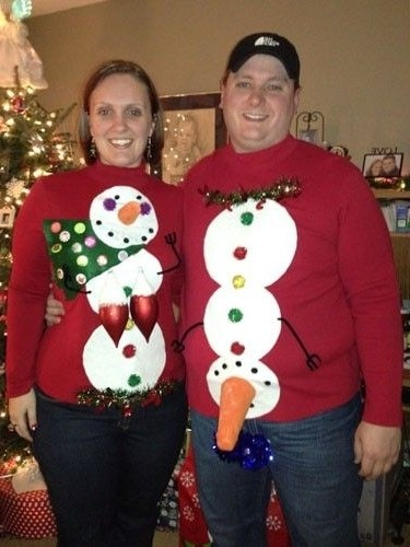 15 Seriously Ugly Christmas Sweater Ideas That Are ...