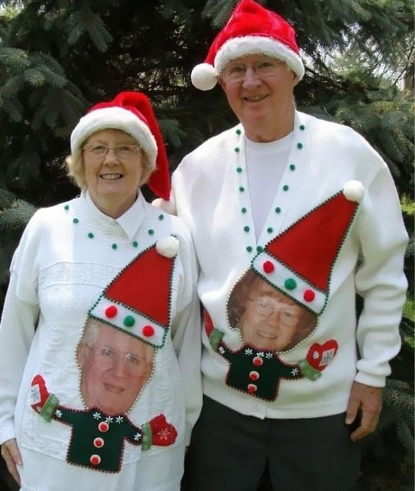 13 Of The Most Creative Ugly Christmas Sweaters Bored Panda - Best Christmas Moment