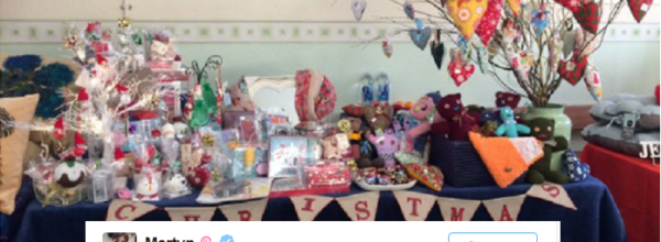 Mom Devastated After Being Ignored At Craft Fair, But Son's Heartfelt Twitter Plea Comes To The Rescue