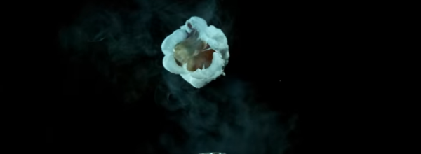 This Is What Popping Popcorn Looks Like 1,250 Times Slower Than Real Time