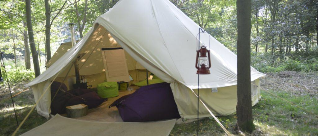 18+ Foot Metre SoulPad Bell Tents & These Awesome u0027SoulPadu0027 Hybrid Canvas Tents Are A Camping Game ...