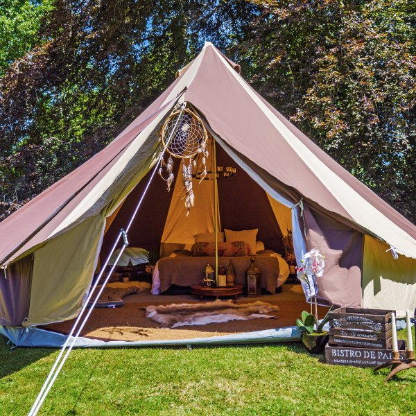 The company offers a few different sizes and different versions within each size category as you can see below! & These Awesome u0027SoulPadu0027 Hybrid Canvas Tents Are A Camping Game ...