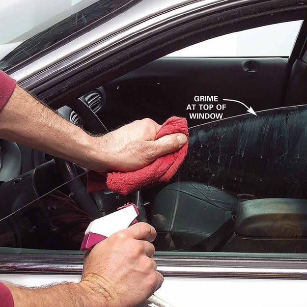 15 car cleaning hacks that will have your car the cleanest it has ever been. Black Bedroom Furniture Sets. Home Design Ideas