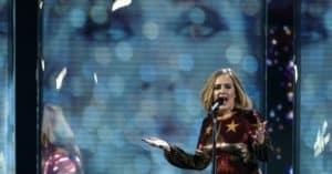 Adele last tour