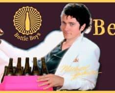 bottle boys Michael Jackson