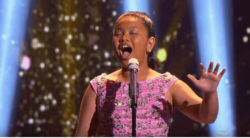 12-Year-Old Blows Everyone Away With Incredible \
