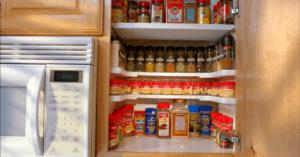 walmart spice rack
