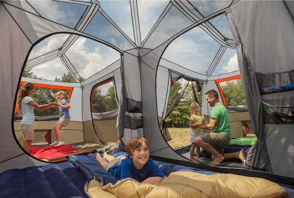 3 bedroom tent the 12 person 3 bedroom instant tent you will want to own 10029