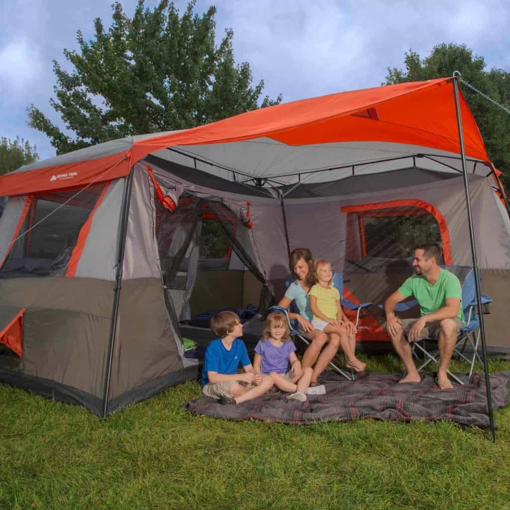 The 12 Person 3 Bedroom Instant Tent You Will Want To Own