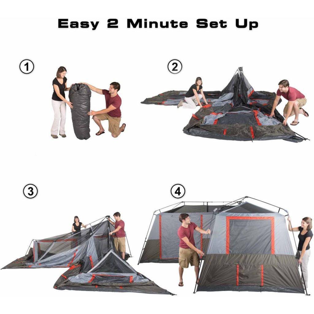 3 bedroom instant tent 4