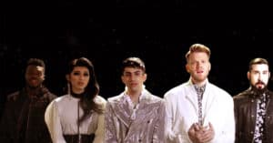Pentatonix can't help falling in love