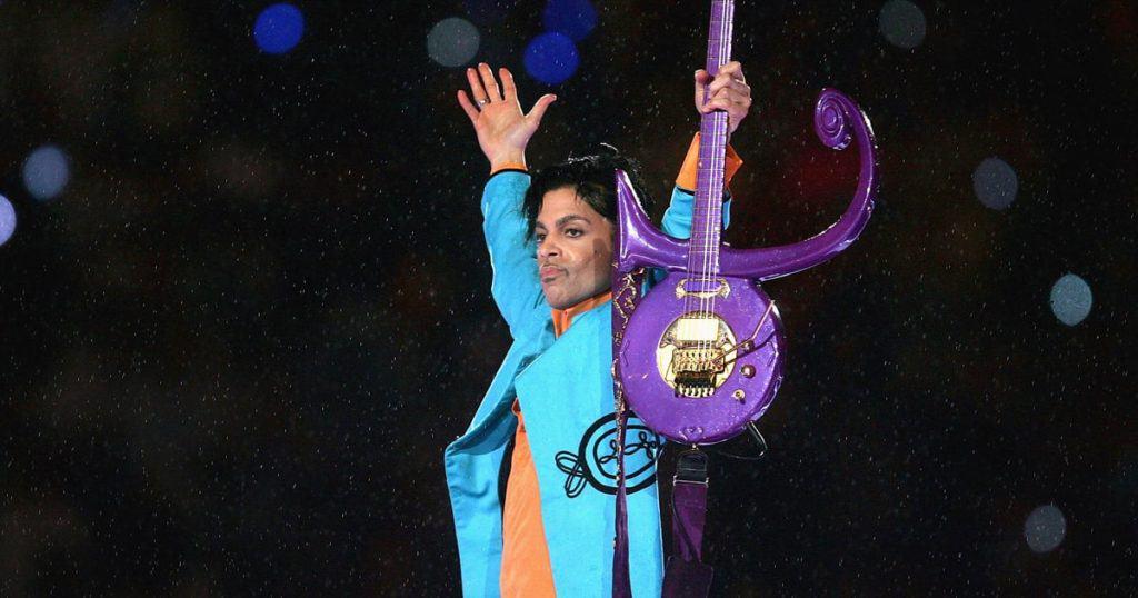 prince new music