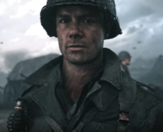 Call Of Duty WWII Game Trailer Video