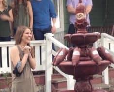 Dr pepper soda fountain