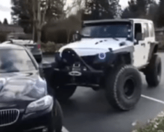 Jeep Pushes BMW