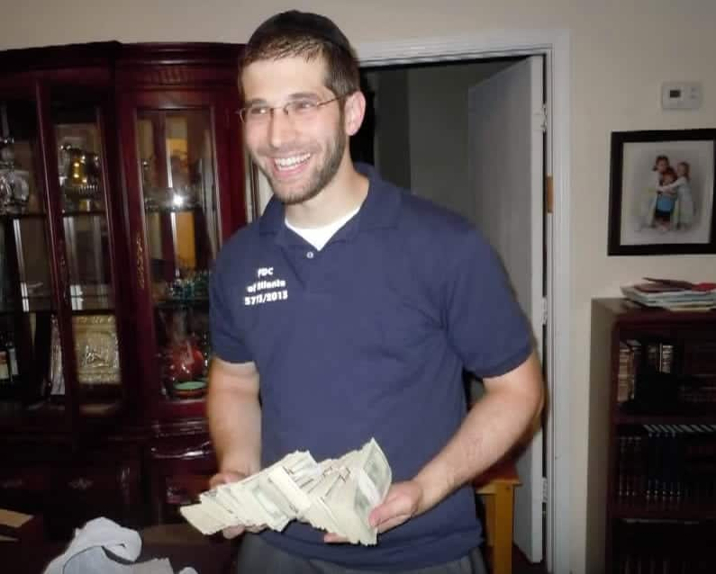 found money desk
