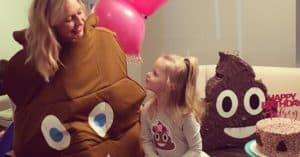 poop theme party