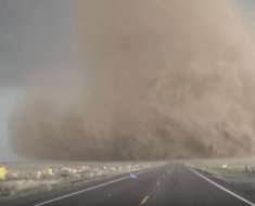 tornado video colorado