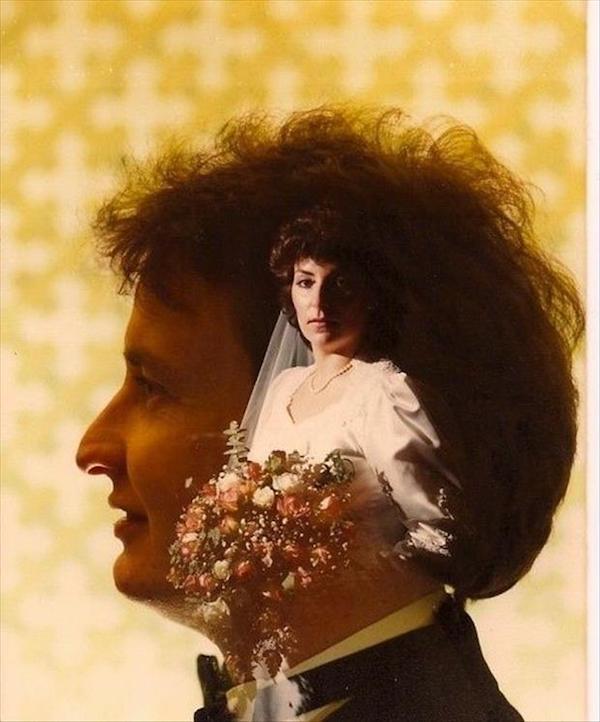 bad wedding photos