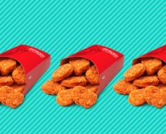 Wendys free chicken nuggets twitter