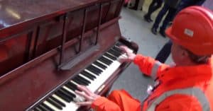 workman public piano