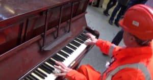 workman public piano