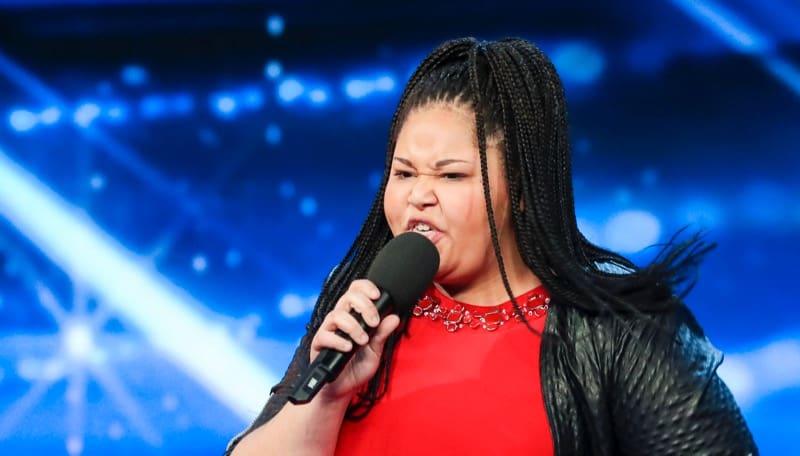 Destiny Chukunyere Britain's Got Talent Aretha Franklin