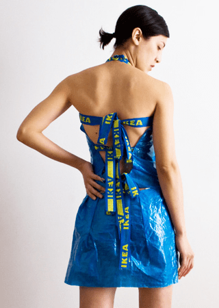 People Are Turning Ikea Bags Into Clothing And It S