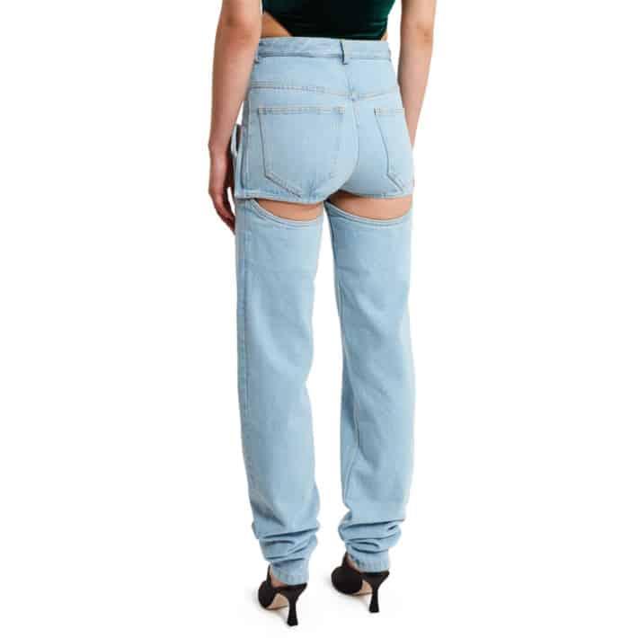 Y/Project detachable jeans