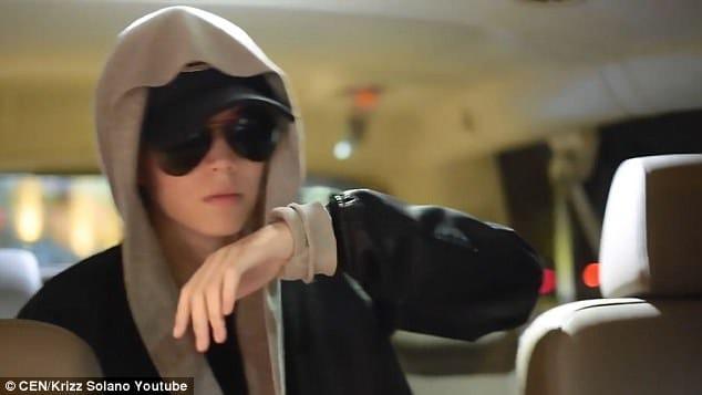 Justin Bieber Prank Costa Rica