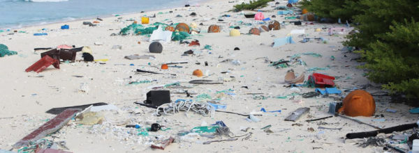 This Remote Island Is Over 5k Miles From Civilization And Is Littered With 37-Million Pieces Of Trash